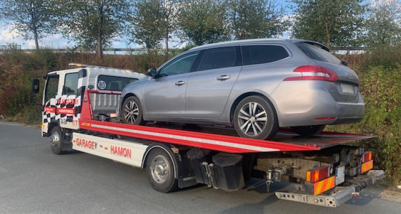 Seine-et-Marne : flashé à 151 km/h et alcoolisé, les gendarmes lui sucrent son permis