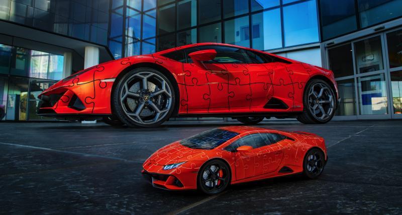 Validé par Lamborghini