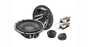 Un kit 2 voies slim chez Blam Audio
