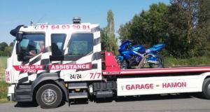 Seine-et-Marne : un motard fonce à 186 km/h au lieu de 80 et prend la direction du tribunal
