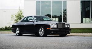 Bentley Continental SC : quand le paquebot britannique se prenait pour une Targa