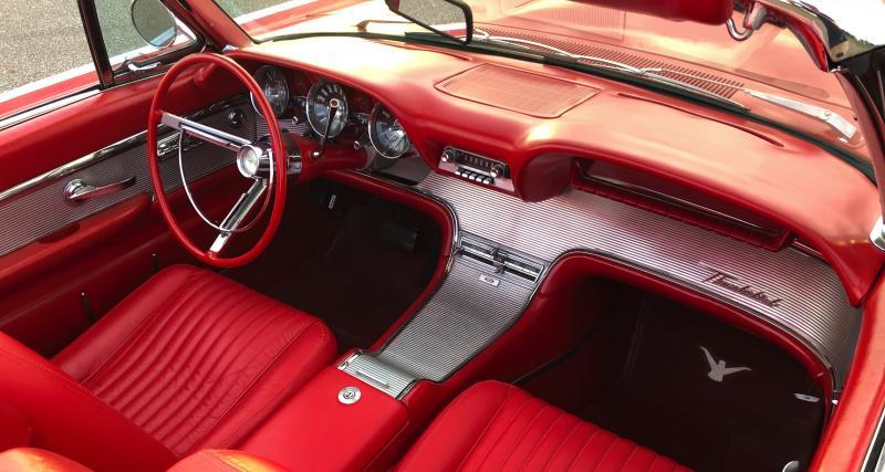 La Thunderbird Sports Roadster