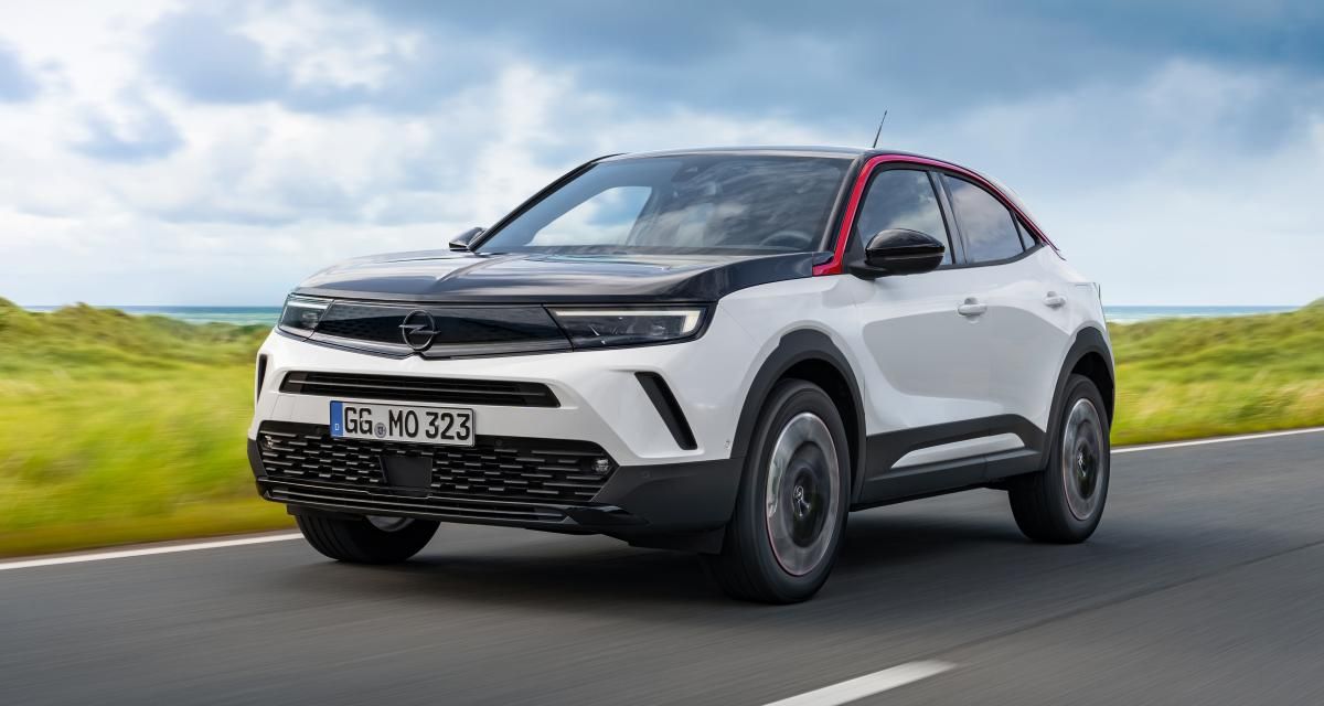 Opel Mokka (2021) : toutes les infos sur le nouveau SUV ...