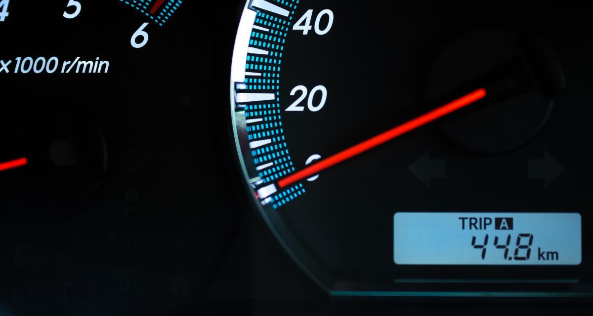 Limitation de vitesse : roule Forest, roule, mais pas à plus de 5 km/h !