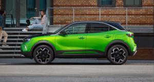 Opel Mokka-e (2021) : les prix du SUV tout électrique