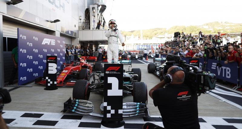 Grand Prix de Russie de F1 : le programme TV du week-end