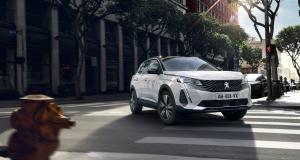 Nouveau Peugeot 3008 (2020) : les prix du restylage en hybride rechargeable