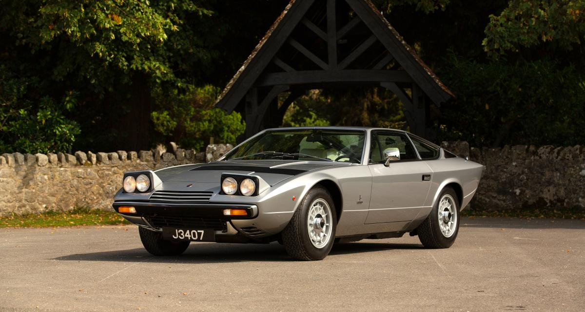 Maserati Khamsin : la sportive italienne au trident de l'ère Citroën