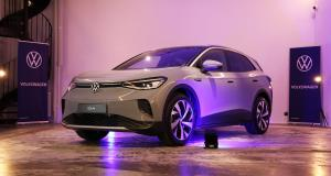 Volkswagen ID.4 : nos photos du SUV compact 100% électrique en 1ère mondiale