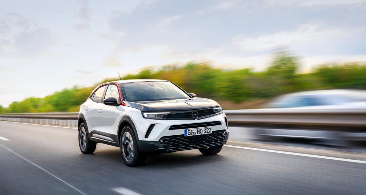 Nouvel Opel Mokka (2021) : les prix du SUV