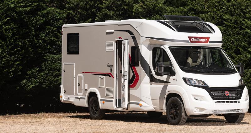 Camping-car : Trigano reprend des couleurs