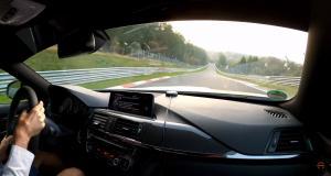 À fond de compteur en BMW M4 : Robert Kubica à l'assaut de la Nordschleife
