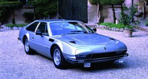 Lamborghini Jarama : qu'est ce que c'est que cette matière ?