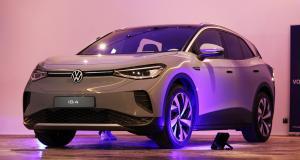 Volkswagen ID.4 (2021) : tour d'horizon du nouveau SUV 100% électrique