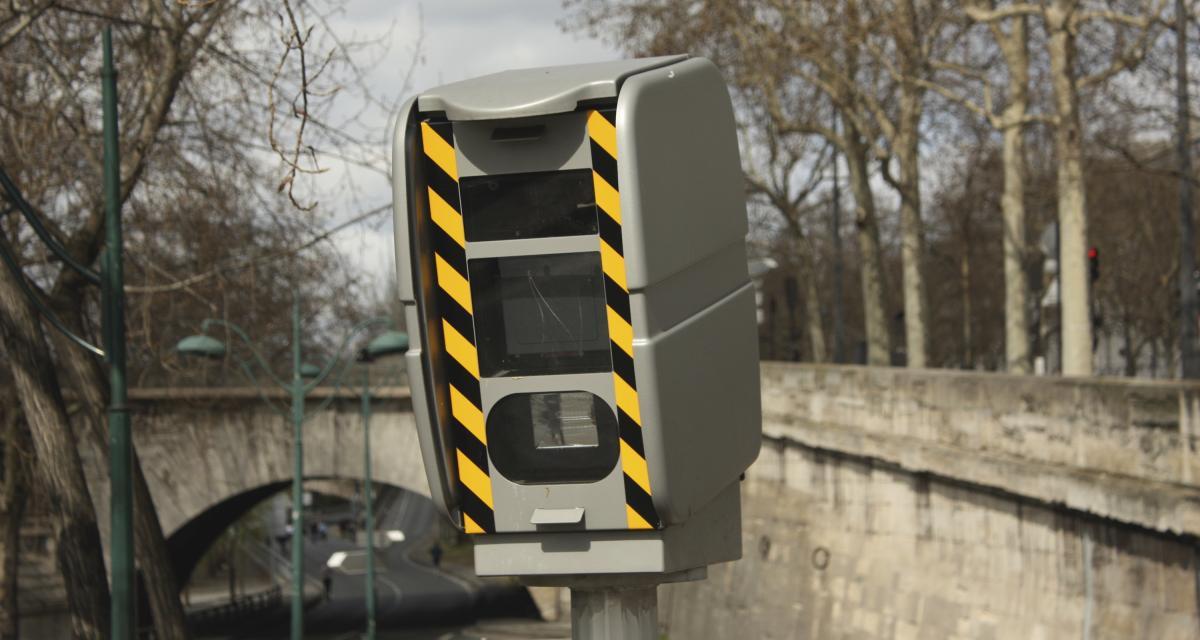 Radar tourelle fou dans le Var : elle reçoit 55 PV pour excès de vitesse