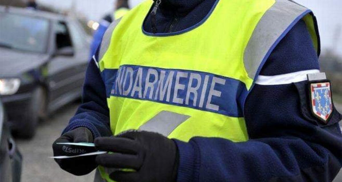Pas de permis de conduire, sous stupéfiants, voiture non assurée… la complète pour ce jeune conducteur de Châteaudun