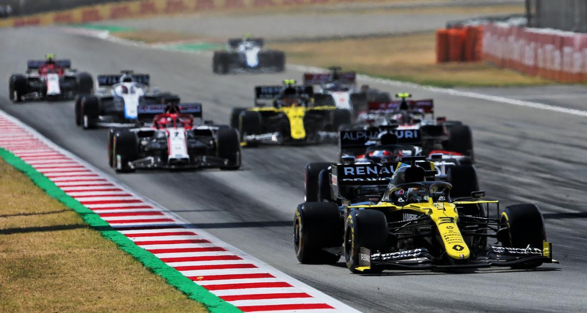 GP de Russie de F1 : la grille de départ, Hamilton en pole