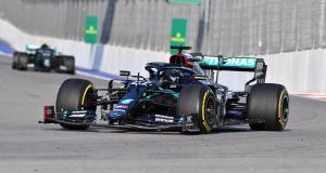 GP de Russie de F1 : le départ en vidéo