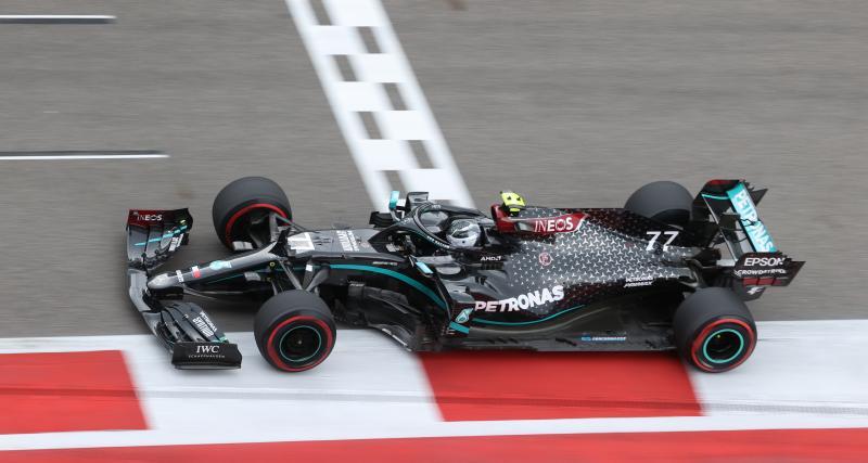 GP de Russie de F1 : le classement final, Mercedes toujours invaincue à Sotchi