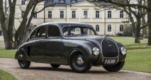 Skoda 935 Dynamic : les 85 ans d'un modèle unique avant-gardiste