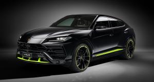 Lamborghini Urus Graphite Capsule : une nouvelle collection toute en sobriété
