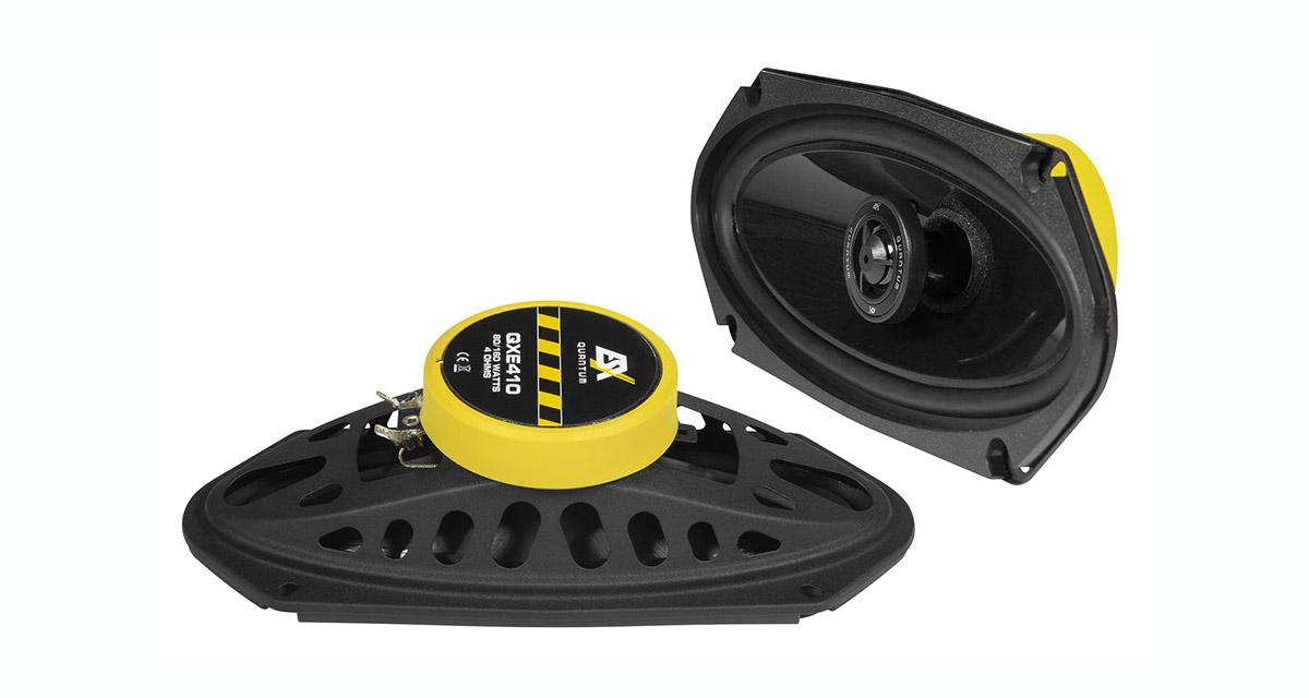 ESX commercialise un coaxial de 4x10 pouces idéal pour les voitures de collection