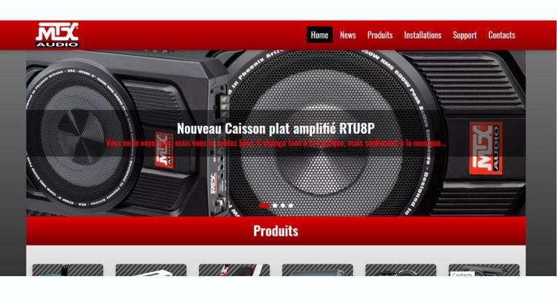 MTX France dévoile son nouveau site Internet