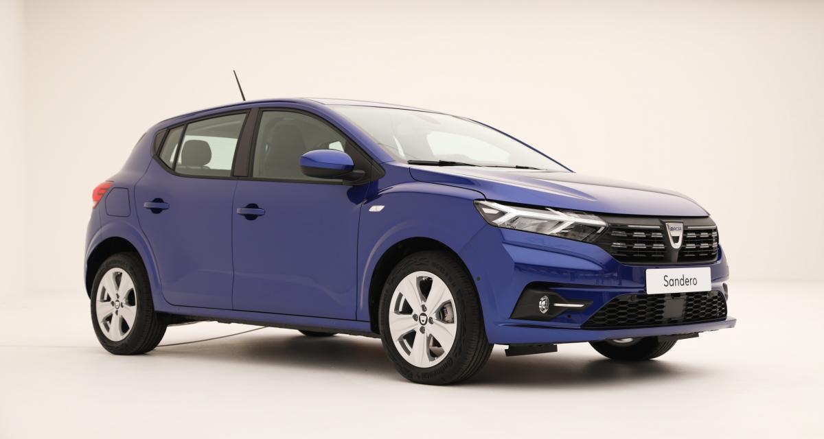 Nouvelle Dacia Sandero (2021) : énorme progression pour la compacte à bas coût de référence