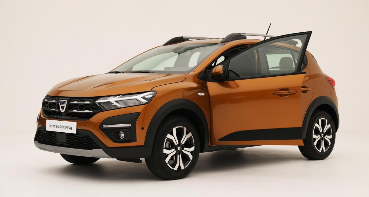 Nouvelle Dacia Sandero Stepway (2021) : une version baroudeuse encore plus attractive