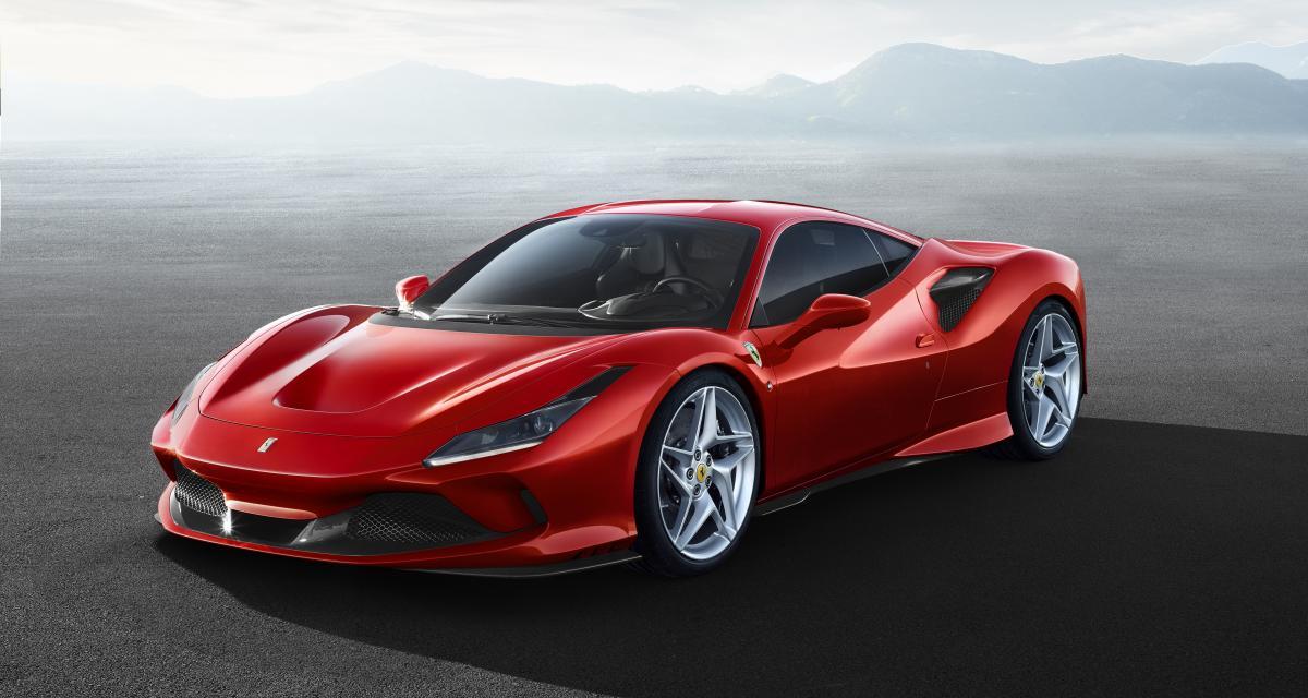 Le rappeur US Lil Yachty arrêté pour un excès de vitesse à 241 km/h en Ferrari F8 Tributo