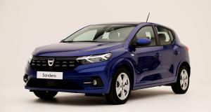 Nouvelle Dacia Sandero : nos photos de la compacte 3e génération