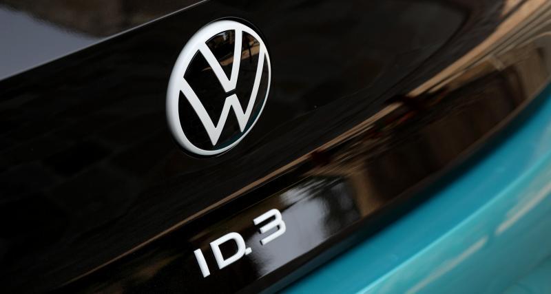 Volkswagen ID.3 : propulsion électrifiée
