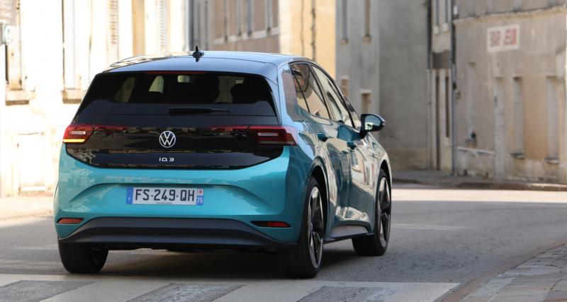 Volkswagen ID.3 : autonomie et verdict