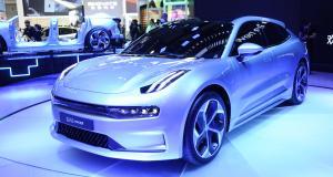 Le Lynk&Co Zero Concept s'expose à Pékin : un peu moins de 600 km pour le SUV électrique (photos)
