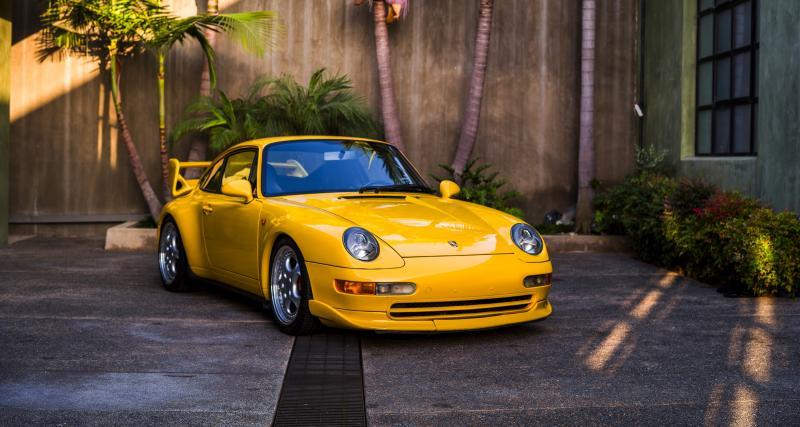 Porsche 911 Carrera RS 3.8 Clubsport : la magie du flat-6 atmosphérique à l'oeuvre
