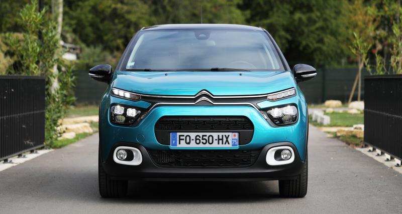 Citroën C3 : un caractère urbain affirmé