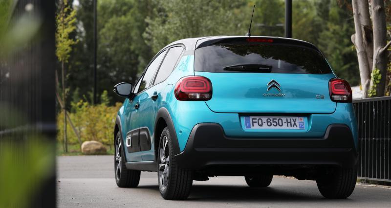 Nouvelle Citroën C3 : verdict
