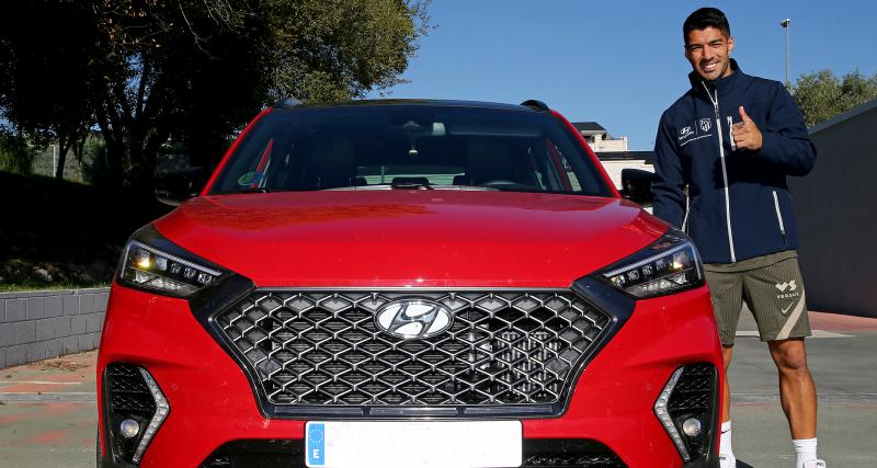 Mercato : Luis Suarez troque sa Cupra pour une Hyundai i30