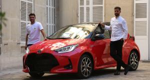 Toyota Yaris : la citadine étoilée