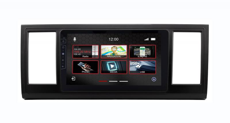 Dynavin commercialise un autoradio GPS « plug and play » pour le VW T6