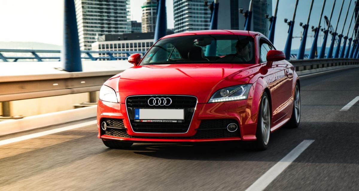 Course-poursuite à plus de 300 km/h avec la police en Audi RS7