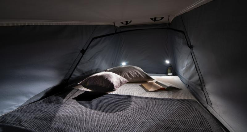 Rouler sereinement, et dormir confortablement