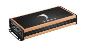 Un ampli 4 canaux compact et puissant chez Diamond Audio