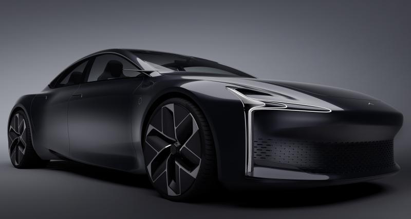 Hopium Machina : la voiture hydrogène française aux 1.000 km d'autonomie