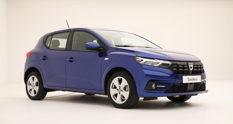 Nouvelle Dacia Sandero (2021) : les prix de la compacte