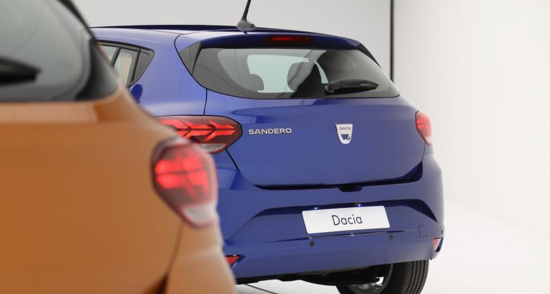 Dacia Sandero, BMW, Lambo… l'actu auto de la semaine en vidéo