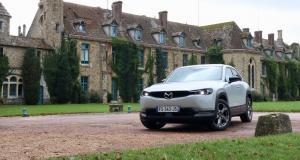 Essai du Mazda MX-30 : une électrique, mais juste pour le plaisir