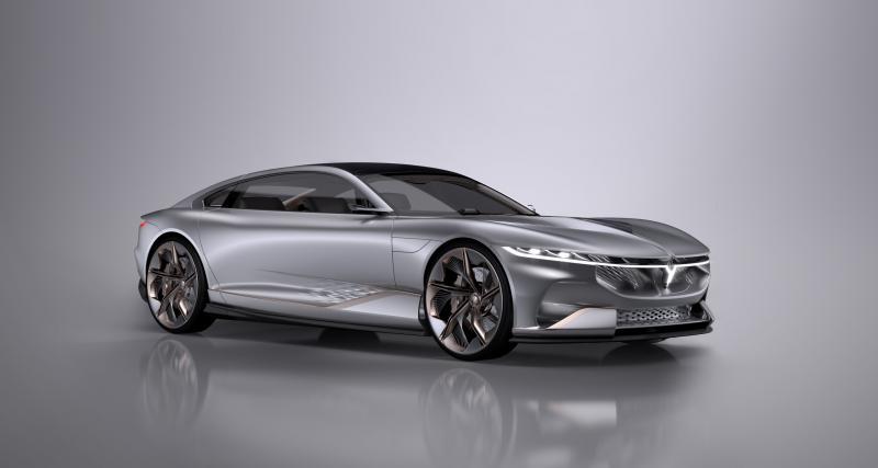 Voyah i-Land : un concept-car chinois 100% électrique signé Italdesign