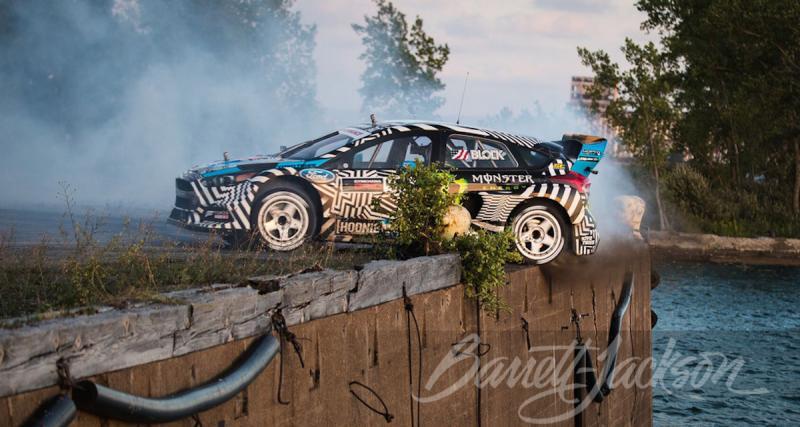 Ford Focus RS RX de Ken Block : une star de YouTube vendue pour la bonne cause