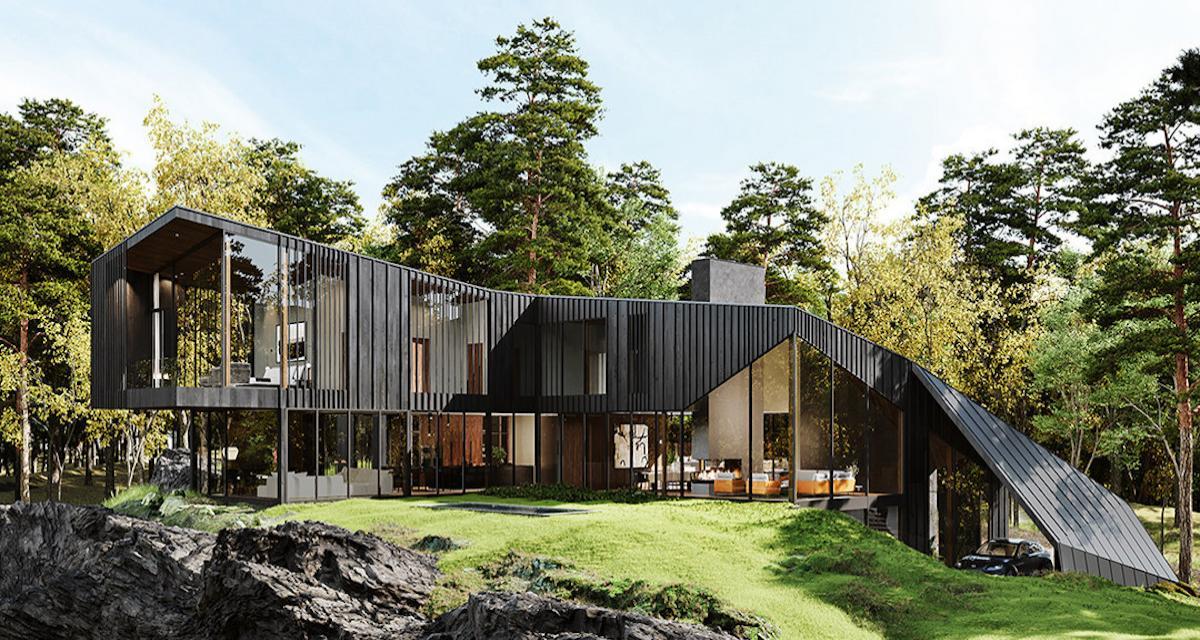 La nouvelle création d'Aston Martin ? Une villa à 7 millions d'euros !
